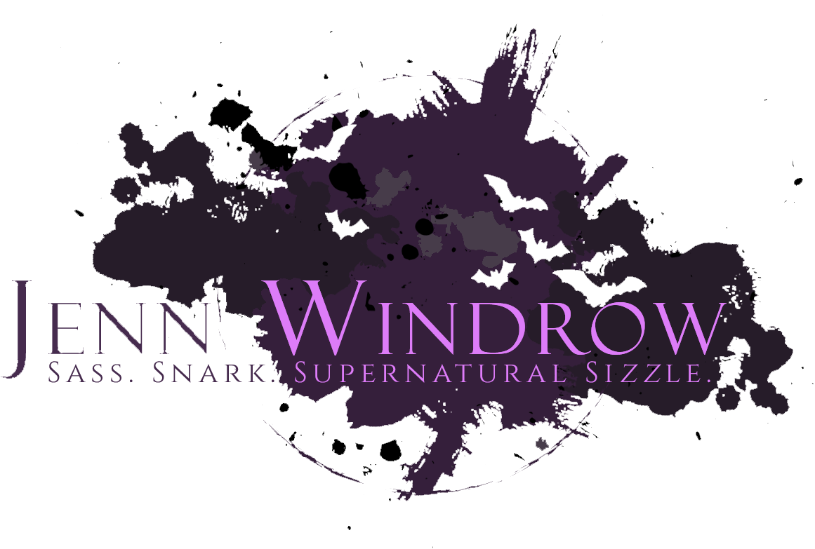 Jenn Windrow Sass, Snark, Supernatural Sizzle