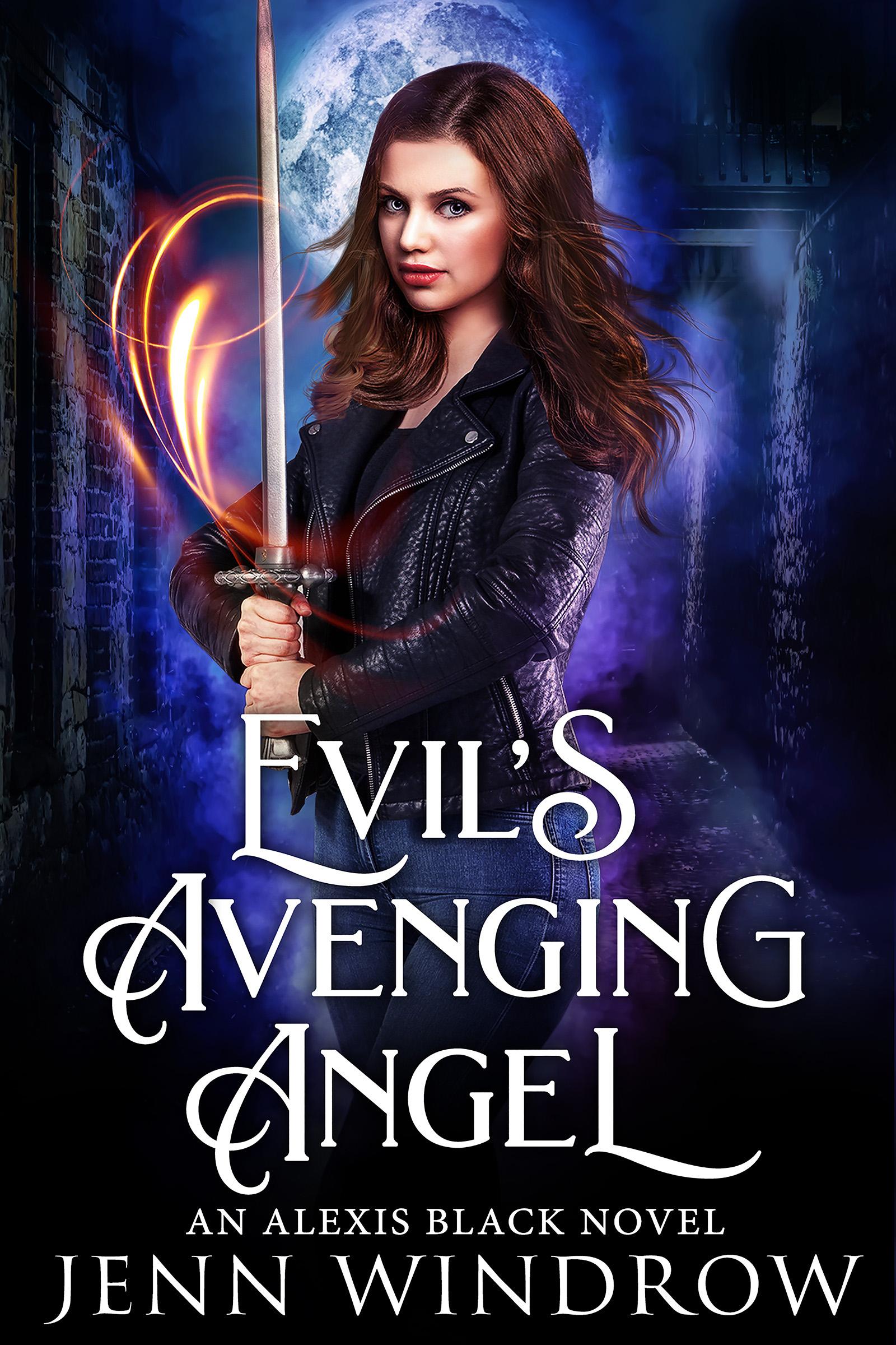 Evils Avenging Angel cover