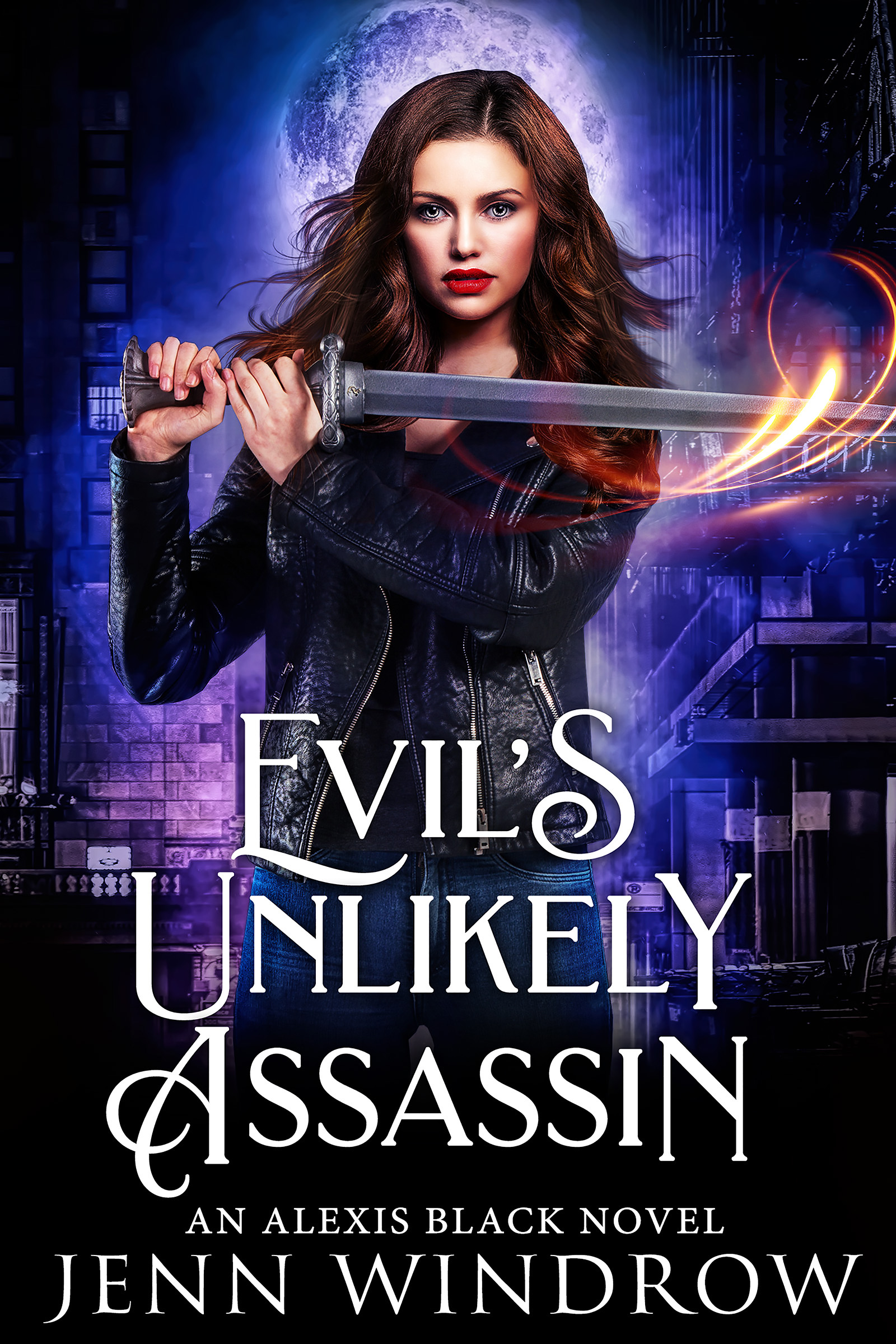 Evils Unlikely Assassin cover